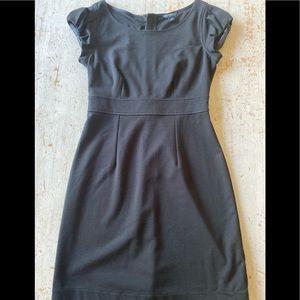 GUC Banana Republic Black Dress Size 2